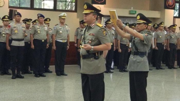 Kapolri Pimpin Sertijab Kapolda Banten Brigjen Pol Tomsi Tohir