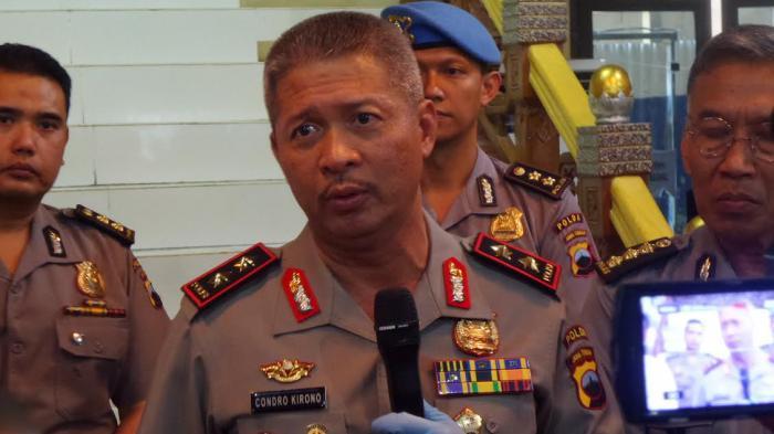 Polda Jateng Tangani 487 Pelanggaran yang Dilakukan Anggota