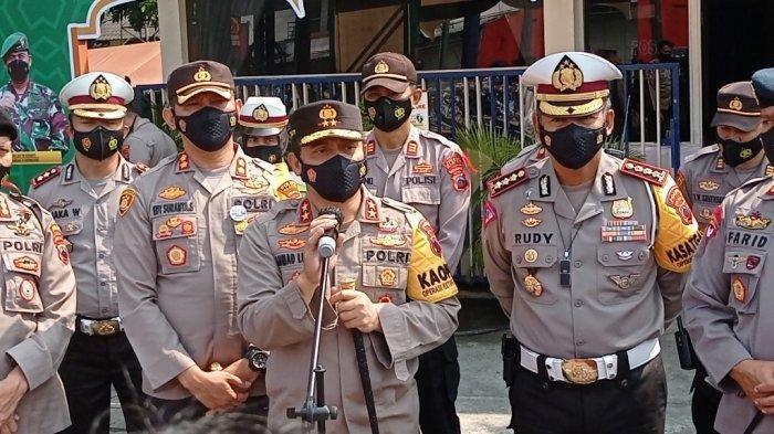 Kapolda Jateng Terapkan Manajemen Kontijensi untuk Tekan Angka Positif Covid-19 di Klaten