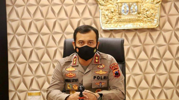 Polda Jateng Fokus 4 Wilayah dengan Kasus Covid-19 Tinggi