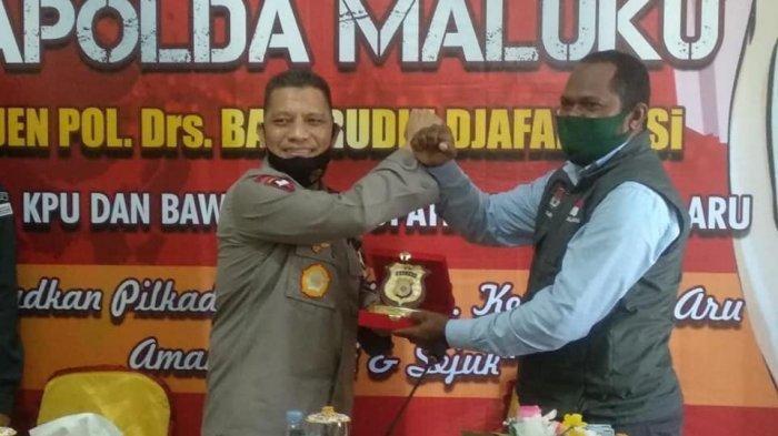 KPU Maluku Pastikan Tes PCR Berkala bagi Peserta dan Penyelenggara Pilkada