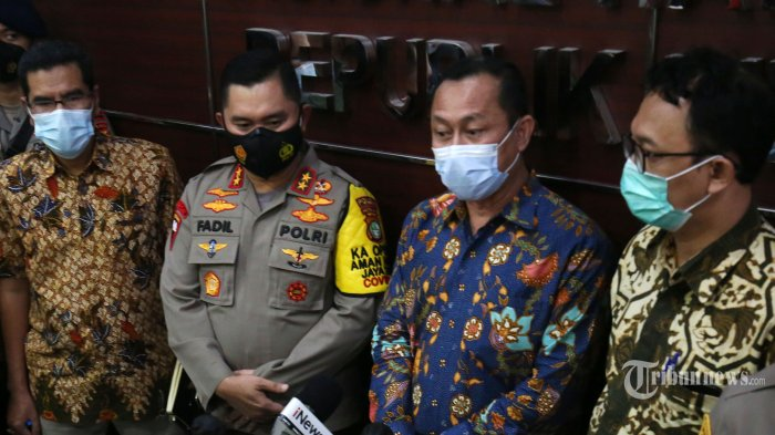 Kapolda Metro Jaya Sebut Angka Kejahatan di Ibu Kota Menurun 7 Persen Selama 2020