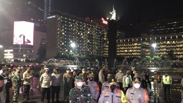 Kapolda Metro Jaya Klaim Tak Ada Pelanggaran Protokol Kesehatan Saat Malam Tahun Baru di Jakarta