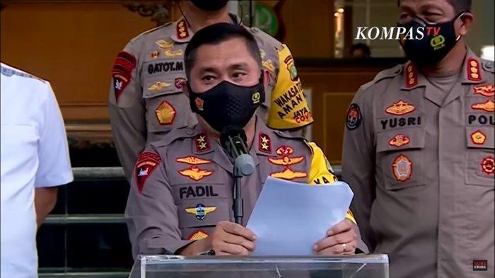 Gelar Operasi Keselamatan Jaya 2021 Dua Pekan ke Depan, Kapolda Metro Larang Sahur On The Road