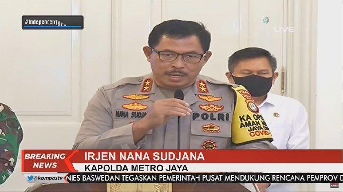 Kapolda Metro Jaya Dicopot, Benarkah Terkait Kerumunan Massa di Rumah Habib Rizieq Shihab?
