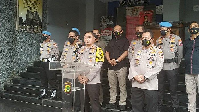 Kapolda Metro Jaya Bandingkan Kasus Kerumunan dengan Perampokan: Ujungnya Korban Sama-sama Mati