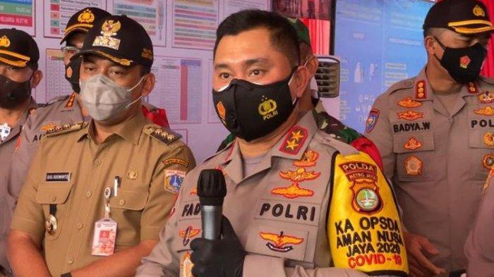 Kapolda Metro Jaya Perintahkan Kapolres Dirikan ''Kampung Tangguh'' di 55 RW Zona Merah