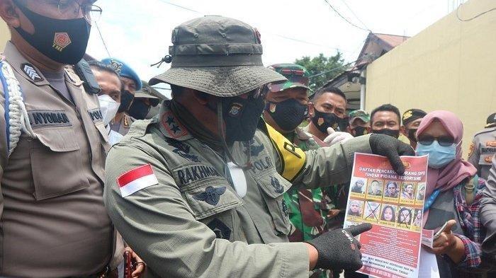 Kekurangan Logistik, Kelompok Teroris Poso Pimpinan Ali Kalora Diduga Hendak Teror Warga