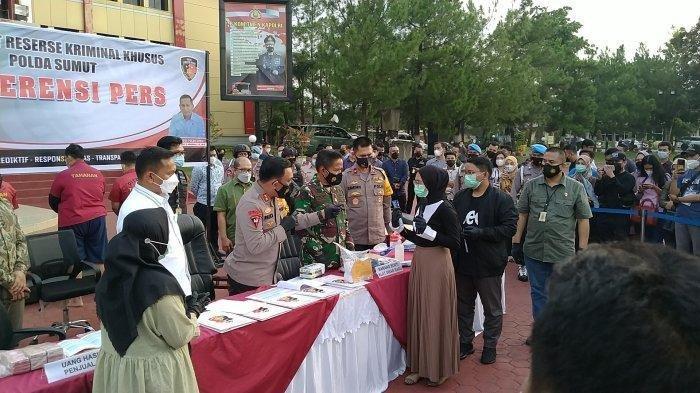 Theo Dukung Polda Sumut Proses Hukum Oknum Dokter Rutan Tanjunggusta Medan yang Menjual Vaksin