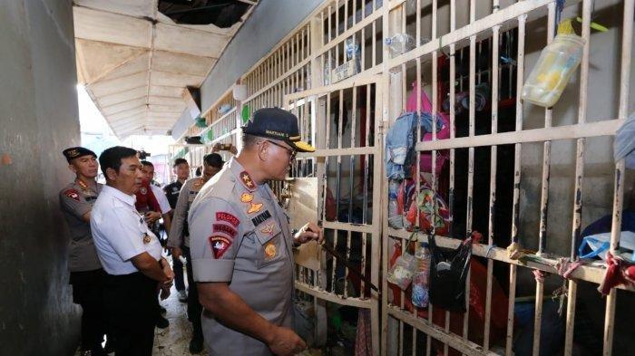 BREAKING NEWS: Polisi Tetapkan 20 Warga Binaan Jadi Tersangka