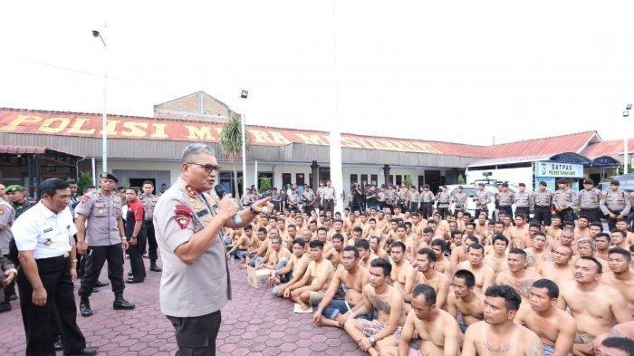 Lapas Perempuan Tanjung Gusta Terima 16 Tahanan dari Rutan Kabanjahe