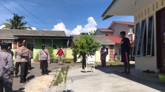 70 Pencari Suaka di Penampungan Sementara Bhadra Resort Kabupaten Bintan Kepri Terpapar Covid-19