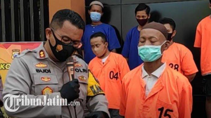 Pria 48 Tahun di Bojonegoro Cabuli ABG Berusia 14 Tahun, Korban Sebelumnya Diajak Minum Arak
