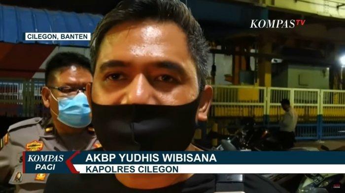 Kapolres Cilegon, AKBP Yudhis Wibisana