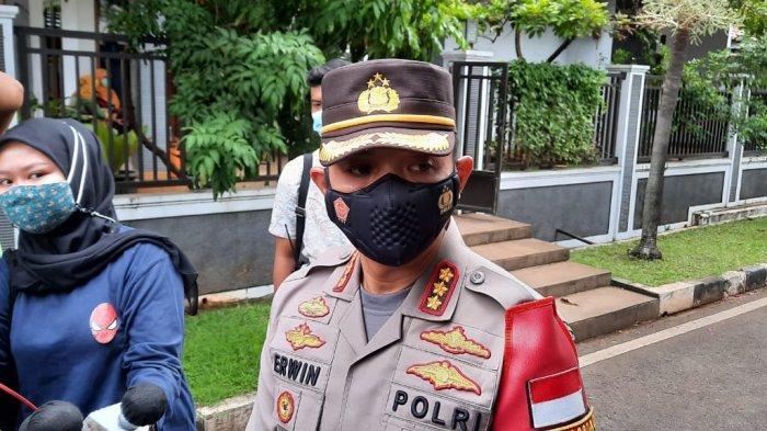 Antisipasi Kerumunan, Polisi Tidak Izinkan Masyarakat Melayat Rumah Duka Syekh Ali Jaber