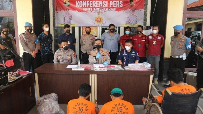Kronologi Pembunuhan Wanita di Lampung Tengah, Korban Dipukul Pakai Balok Lalu Dibuang ke Sumur