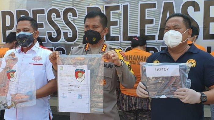 Polisi Depok RingkusKomplotan Pembuat Surat Swab Antigen Palsu, Catut Nama Klinik Ternama