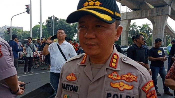 Kapolres Metro Jakarta Selatan, Komisaris Besar Bastoni Purnama