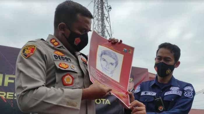 Polisi Buru Pembunuh Wanita Terapis di Mojokerto, Ini Ciri-ciri Wajahnya