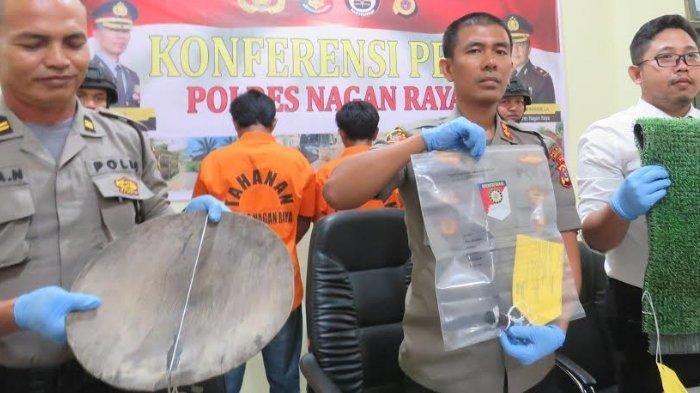 Dua dari Tiga Penambang Emas Ilegal di Nagan Raya, Aceh Jadi Tersangka