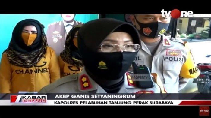 Kapolres Pelabuhan Tanjung Perak, AKBP Ganis Setyaningrum menuturkan pihaknya akan meningkatkan patroli dan pengamanan di sekitar jalan Jembatan Suramadu setelah video TikTok viral.