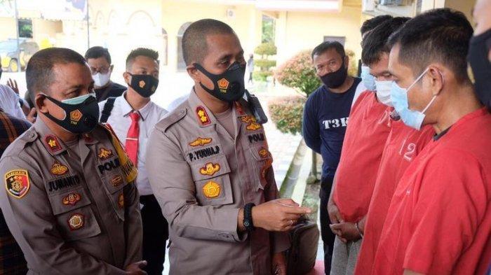 Detik-detik Penculikan yang Gagal di Tanjungbalai, Kawanan Penagih Akan Jadikan Korban Jadi Sandera