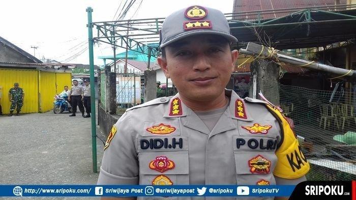 18 Tahanan Narkoba Polresta Palembang Masih Berkeliaran