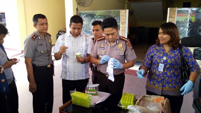 Kapolresta Toni Hermawan Pastikan Tak Ditemukan Vaksin Palsu di Pekanbaru