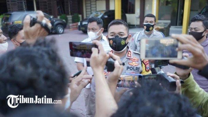 Polisi Amankan Pasangan Remaja Diduga Berbuat Asusila di Taman Maramis Probolinggo