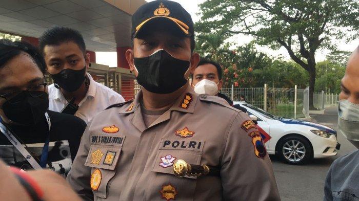Jelang Laga PSIM vs Persis Solo, Sebanyak 50 Suporter Persis Diamankan Kepolisian