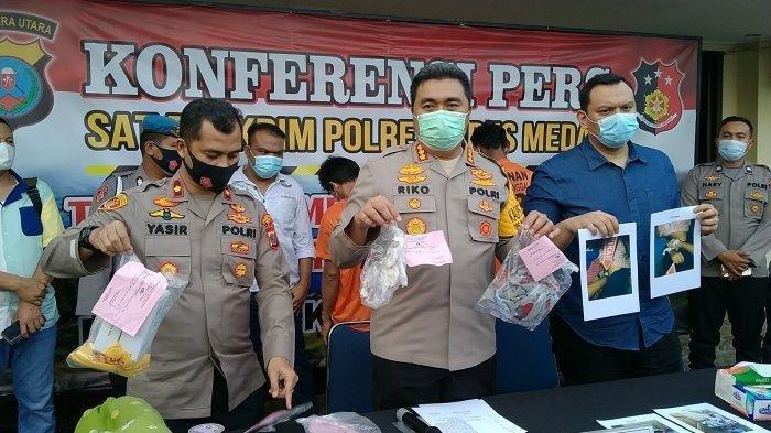 Kapolrestabes Medan Kombes Pol Riko Sunarko_Kasus Pemerkosaan