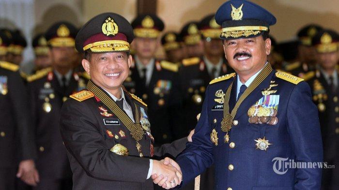 Calon Panglima TNI Hadi Tjahjanto Soroti 5 Ancaman Keamanan Negara, Apa Saja?