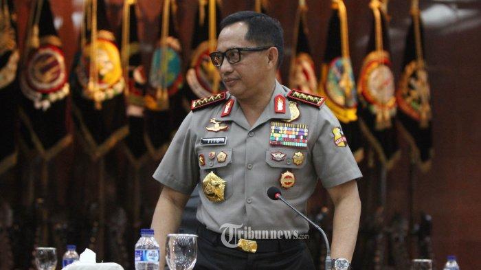 Kapolri Siapkan Tim Khusus Saat Pengamanan Aksi 4 November