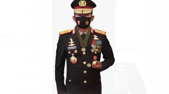 Kapolri Jenderal Idham Azis.juih