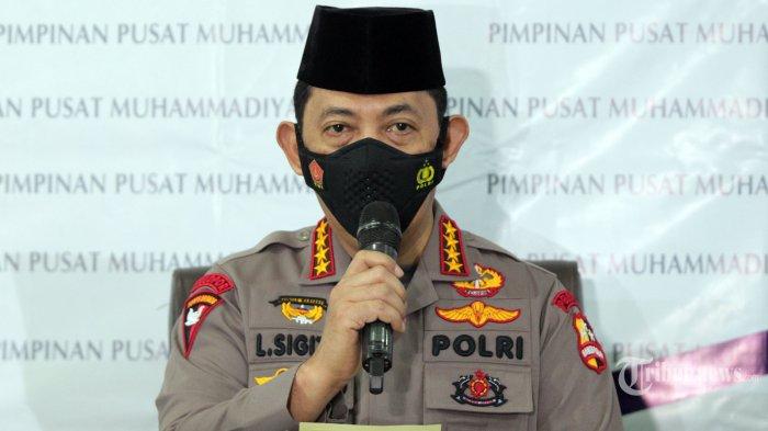 Jokowi Minta Pasal Karet Direvisi, Kapolri Akui Penggunaan UU ITE Sudah Tidak Sehat