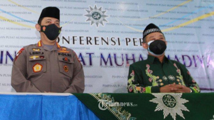 Silaturahmi Kapolri ke Ormas Islam Diharapkan Sinergikan Ulama dam Umara