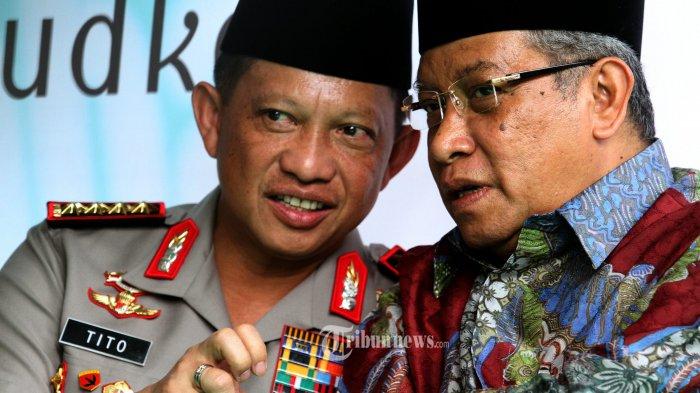 Said Aqil: Kalau Orang Tertarik FPI Dianggap Membela Islam, Betapa Rendah Pemahamannya Soal Islam