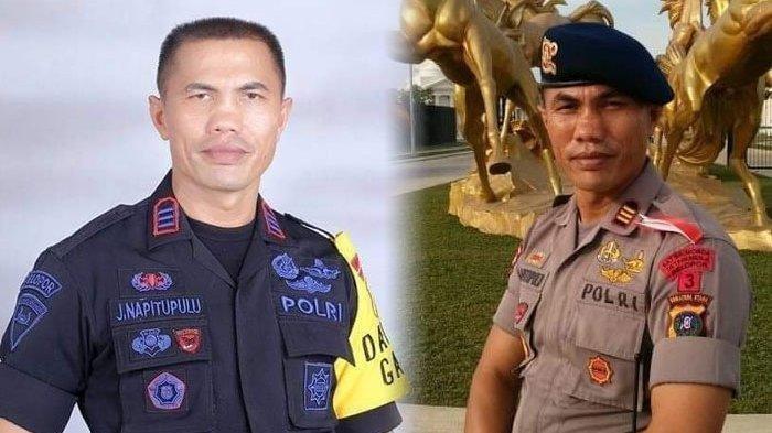 Tidak Profesional Sidik Kasus Pedagang Jadi Tersangka Usai Dianiaya Preman, 2 Perwira Polsek Dicopot