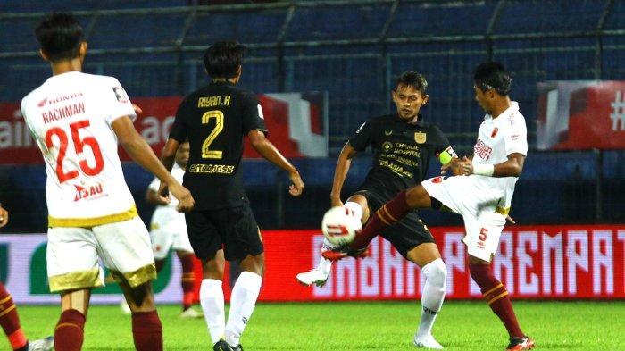 Diwarnai Aksi Panenka, PSM Makassar ke Semifinal Piala Menpora Seusai Menang Adu Penalti Lawan PSIS