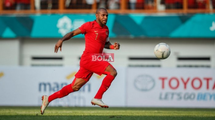 Gol Tendangan Voli Striker Timnas Indonesia Masuk Nominasi 5 Gol Terbaik Piala AFC