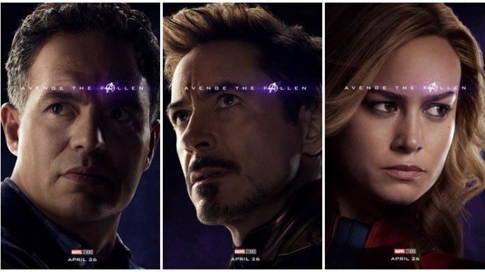 Jelang Rilis Avengers: Endgame Bulan Depan, Marvel Ungkap Karakter yang Akan Melawan Thanos