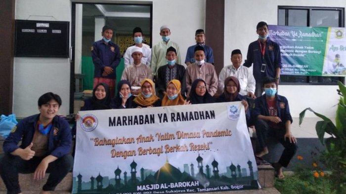 Karang Taruna Desa Sukajaya Bogor dan MUI Tamansari Bogor Berkolaborasi Lakukan Aksi Sosial