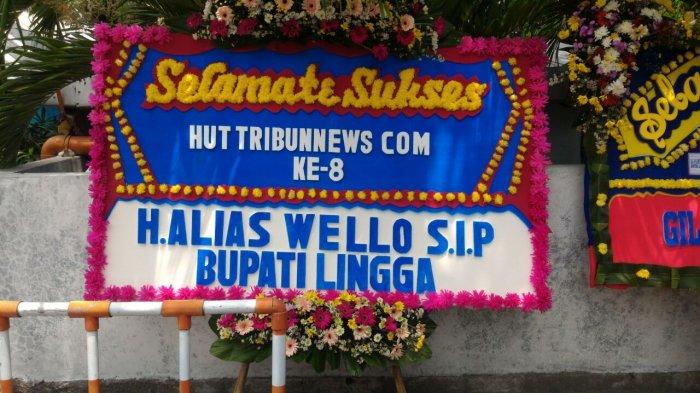 Bupati Lingga: Selamat Sukses HUT Tribunnews.com Ke 8