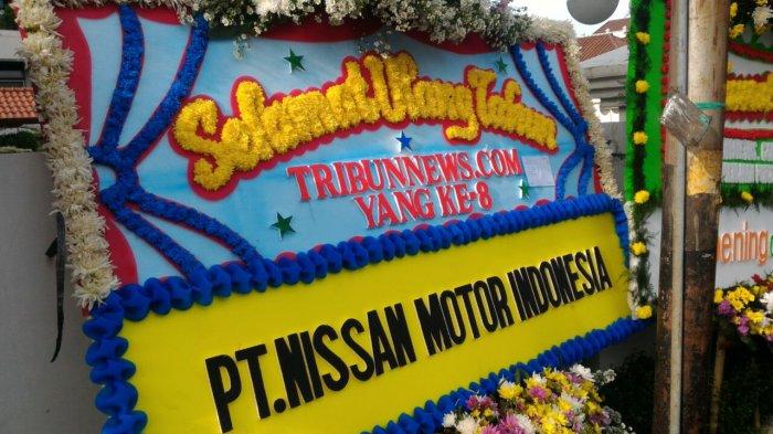 PT Nissan Motor Indonesia: Selamat Ulang Tahun Tribunnews.com yang Ke 8