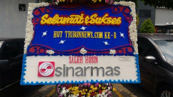 Saleh Husin: Selamat dan Sukses HUT Tribunnews.com Ke 8