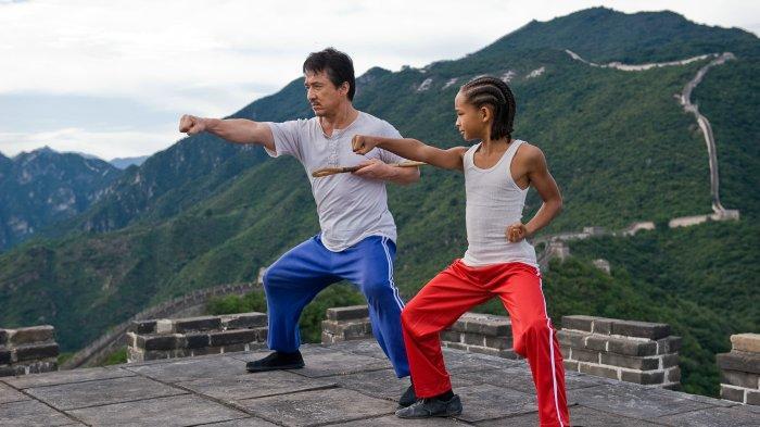 Sinopsis Film The Karate Kid, Aksi Jaden Smith Belajar Bela Diri, Tayang Malam Ini di Trans TV