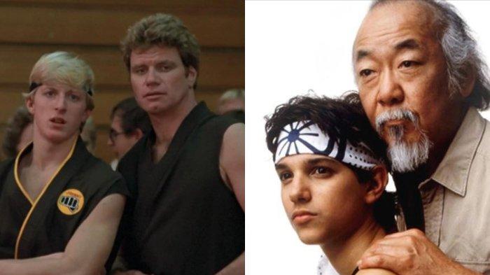 30 Tahun Berlalu Aktor Remaja Film Karate Kid Reuni Di Film Baru Lihat Perubahan Wajah Mereka Tribunnews Com Mobile