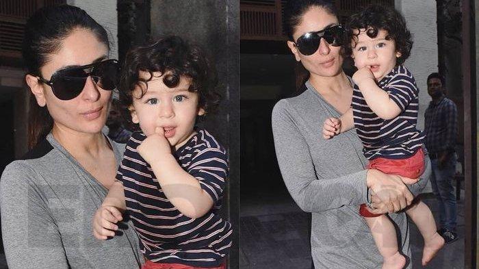 Intip 6 Potret Anak Kareena Kapoor, Taimur Ali Khan, yang Jadi Sorotan Media Bollywood