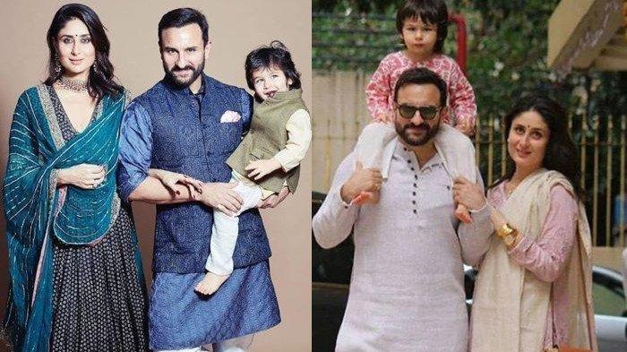 Asmara Kareena Kapoor Dan Saif Ali Khan Cinlok Ditentang Keluarga Karena Saif Duda Dan Beda Agama Tribunnews Com Mobile