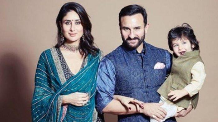 Taimur Ali Khan Putra Kareena Kapoor dan Saif Ali Khan Makin Besar Makin Tampan, Lihat Fotonya Kini